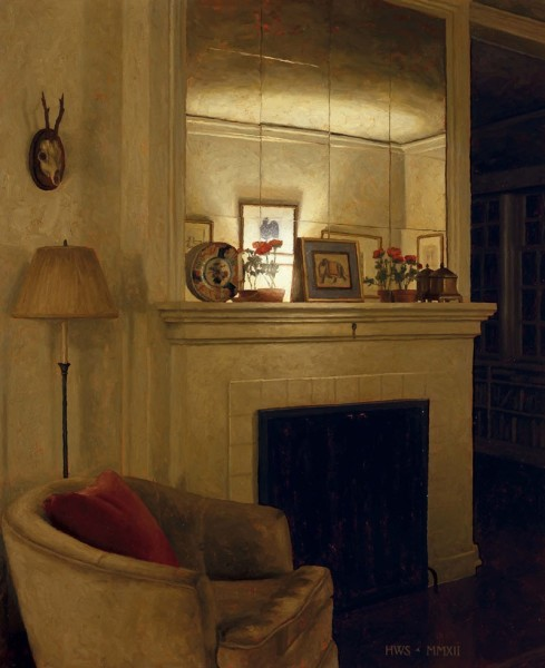 Harry Steen, Mantle