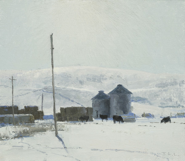 T. Allen Lawson, February's Forage
