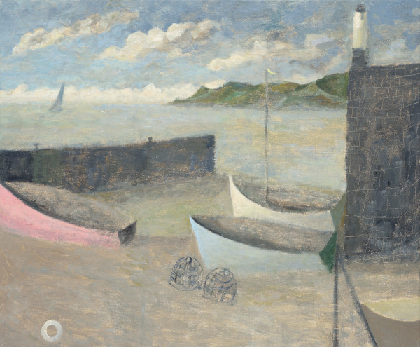 Nicholas Turner, Boats and Creels