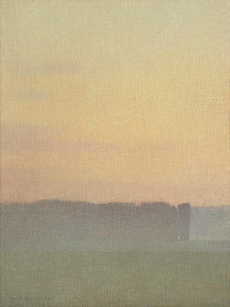 David Grossmann, Early Morning Mist