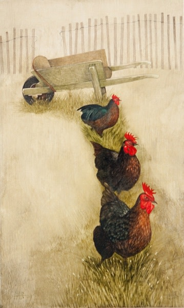 Harriet Bane, Katherine's Chickens