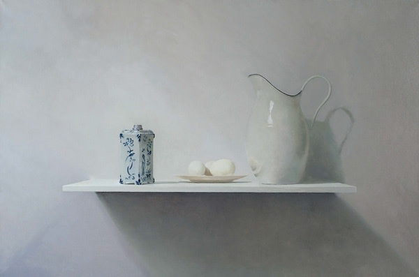 Helen Simmonds, The Chinese Pot