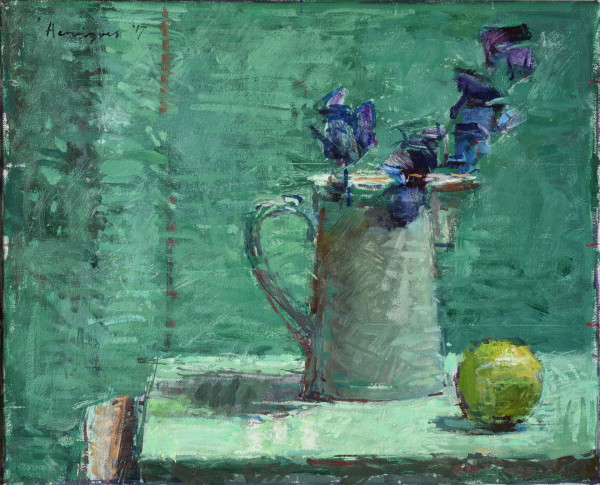 Ben Henriques, Turquoise