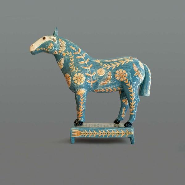 Georgina Warne, Horse