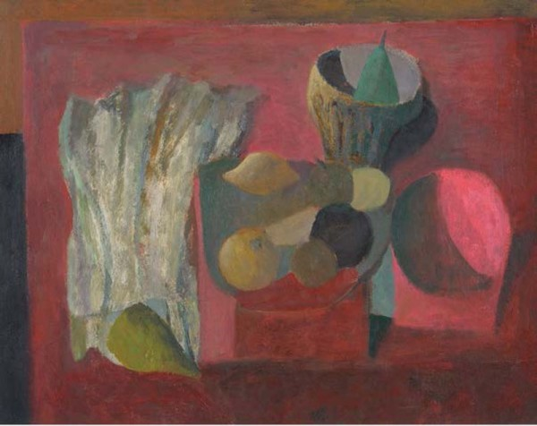 Nicholas Turner, Red Table