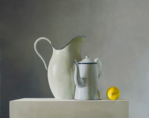 Helen Simmonds, Early Morning Coffee Pot