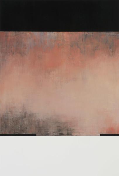 Tamar Zinn, At the still point 48, 2017