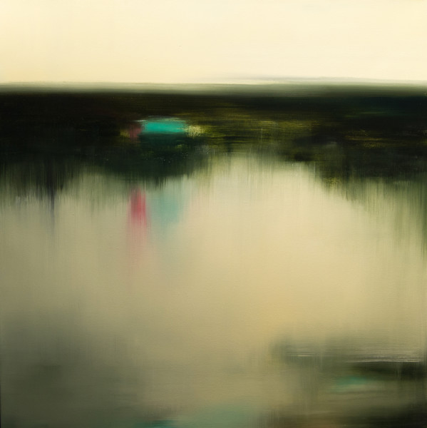 Liz Dexheimer, Domain Interchange Mist II, 2017