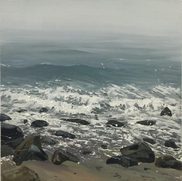 Annie Wildey, Rocks n Surf IV, 2016