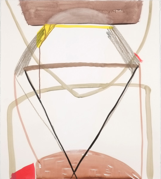 Ky Anderson, Warm Structure #4, 2019