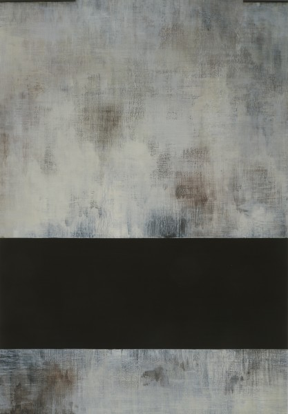 Tamar Zinn, Blacks and Whites 49, 2016