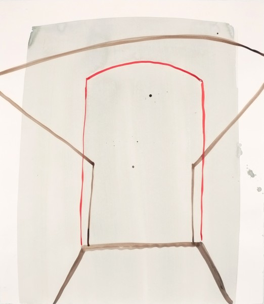 Ky Anderson, Warm Structure #8, 2015