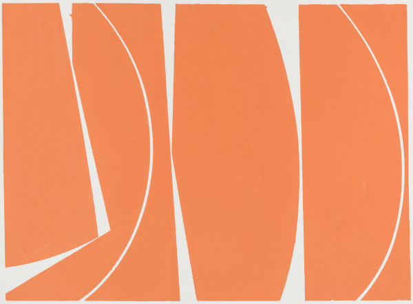 Joanne Freeman, Covers 40 Orange, 2017