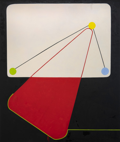 Fran Shalom, On and Off the Cushion, 2019