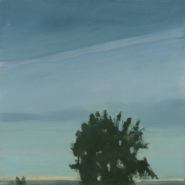 Sara MacCulloch, Tree Silhouette Sky, 2012