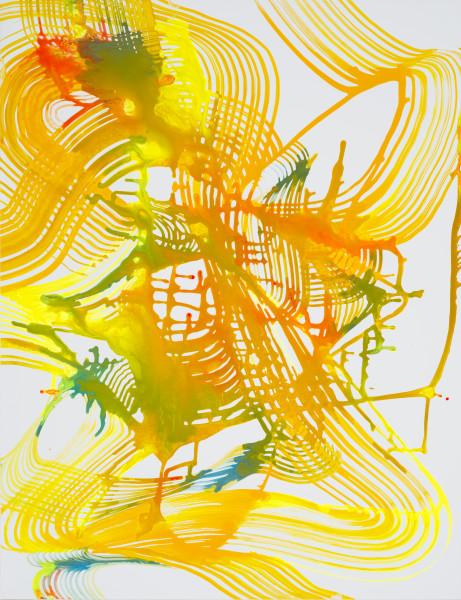 Lorene Anderson, Geoid Undulations, 2018