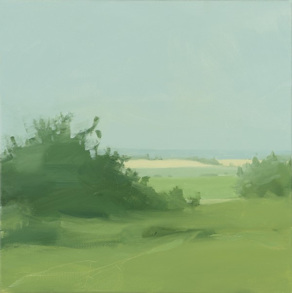 Sara MacCulloch, Green Fields, Summer, 2015