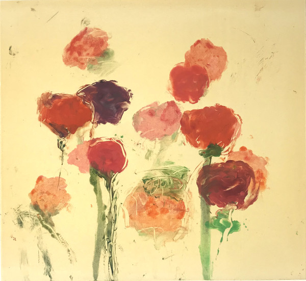 Susan Hambleton, Rose 2, 1999