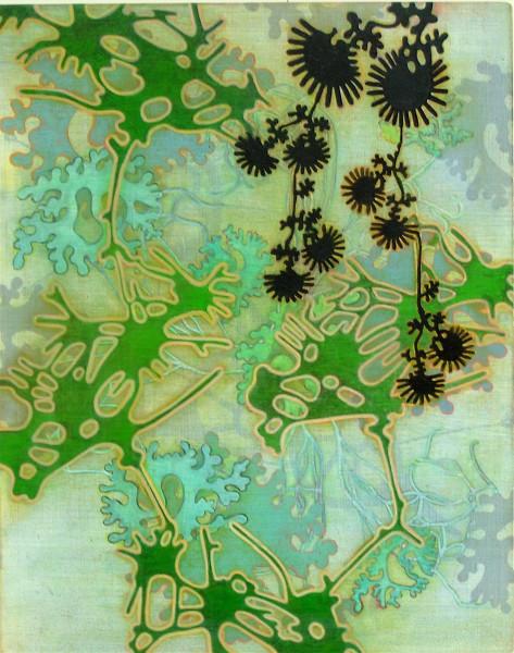 Annette Davidek, Untitled, #17-07, 2017
