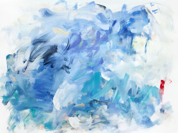 Yolanda Sanchez, Sea Changes 5, 2019