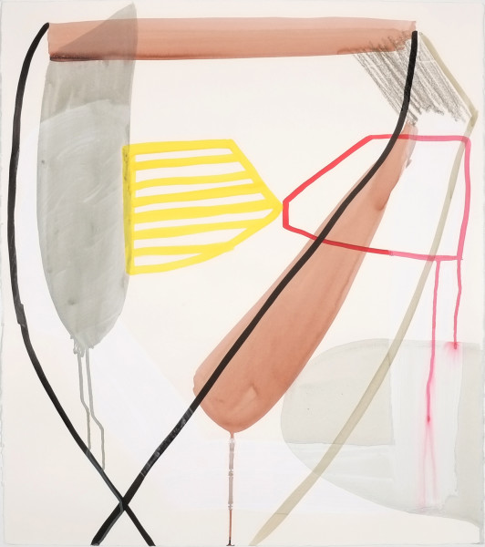 Ky Anderson, Warm Structure #3, 2019