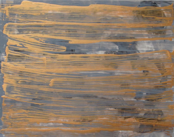 Gudrun Mertes-Frady, Between the Lines #2, 2018