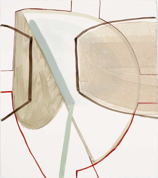 Ky Anderson, Warm Structure #12, 2017