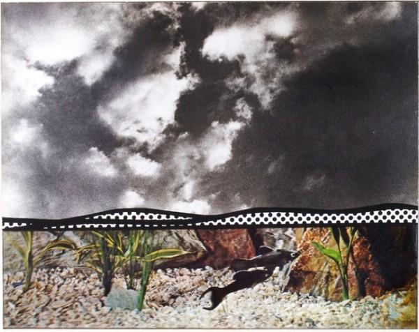 Roy Lichtenstein, Fish & Sky, 1967