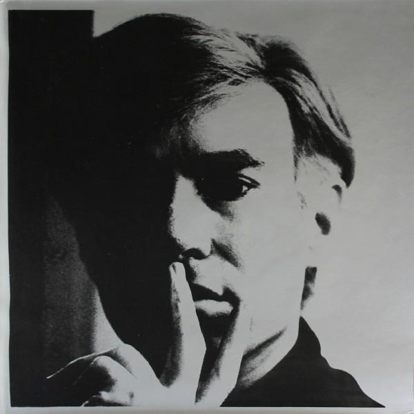 Andy Warhol, Self Portrait (FS II.16), 1966
