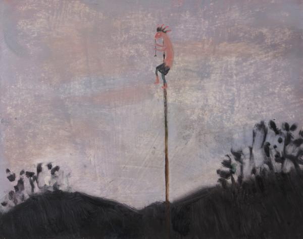 Suzy Murphy, Shadows Falling in Arizona, 2017