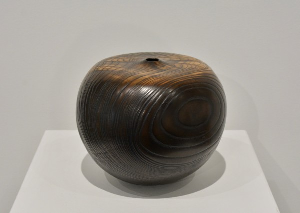 David Ellsworth, Black Pot-Dawn Small