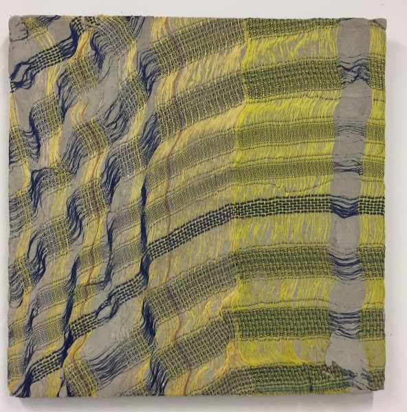Crystal Gregory, Hold (Yellow-Yellow-Blue) 2