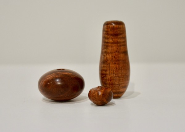 David Ellsworth, Curly Koa Miniature Spirit Forms