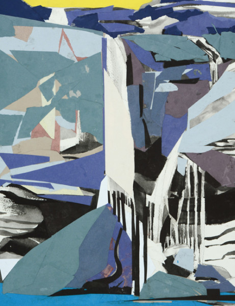 Mariella Bisson, Waterfall Chases Your Blues Away