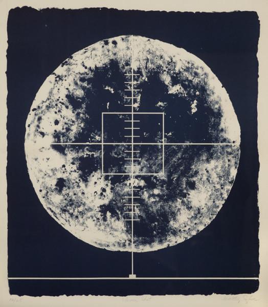 Maltby Sykes (1911 - 1992), Moon Shot