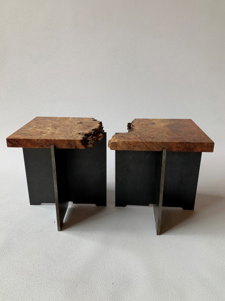 Stonis Collective, Scioto Table Side Tables