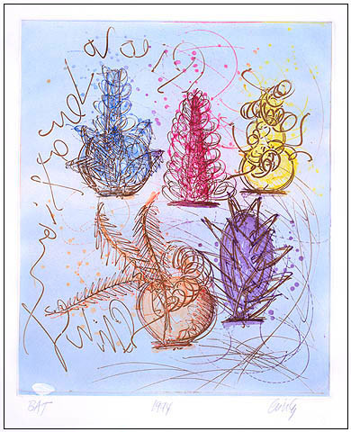 Dale Chihuly, Piccolo Venetians