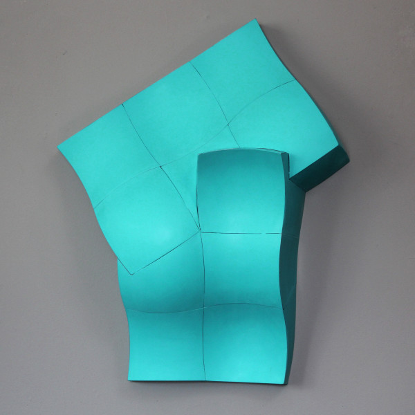 Hoss Haley, Tessellation (Cyan)