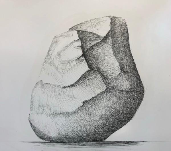 Hoss Haley, Erratic Drawing 3