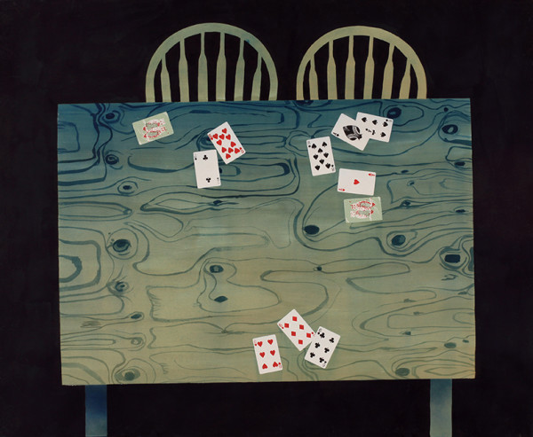 Casey Roberts, Card Table (brothers and sisters)