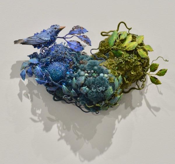Amy Gross, Blue Warbler