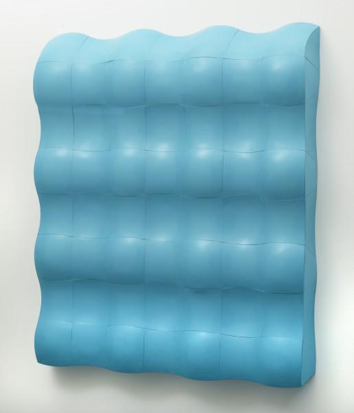 Hoss Haley, Large Tessellation (Cyan)