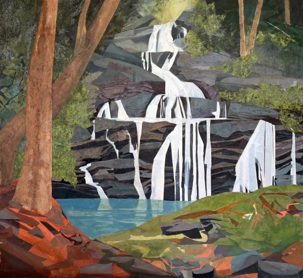 Mariella Bisson, Setting Shapes, Setrock Falls
