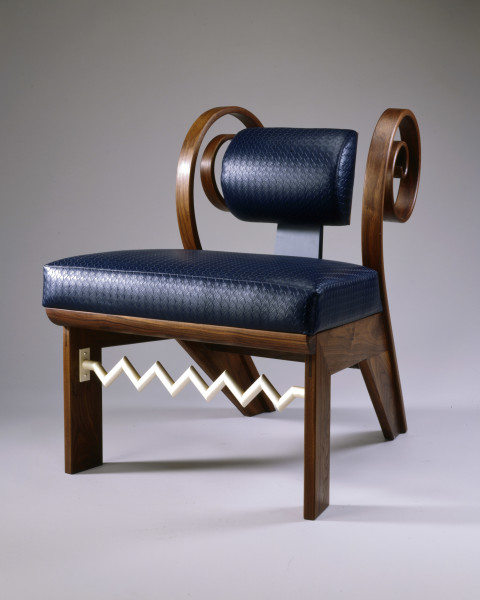 Garry Knox Bennett, Zig Zag Chair