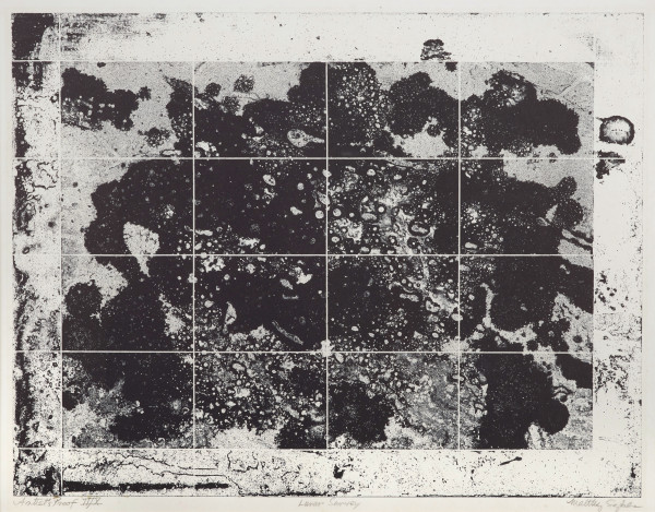 Maltby Sykes (1911 - 1992), Lunar Survey