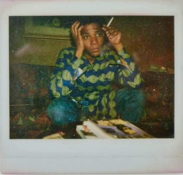 Jean Michel Basquiat, Self Portrait