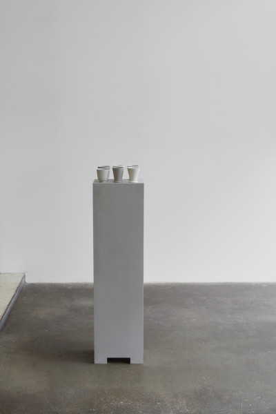 Julian Stair - Six Cups on Tall Ground, 2018