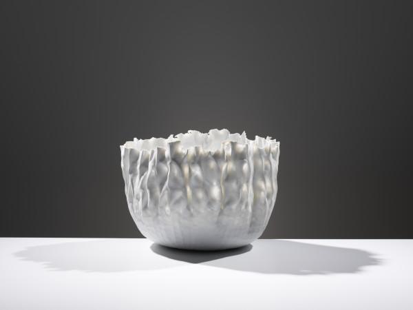 Daniel Fisher - Large Porcelain Flame