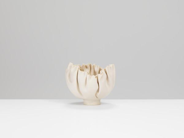 Mary Rogers - Porcelain Folded Bowl
