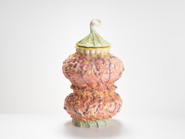 Richard Slee - Lidded Vessel